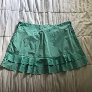 Super cute tennis skirt